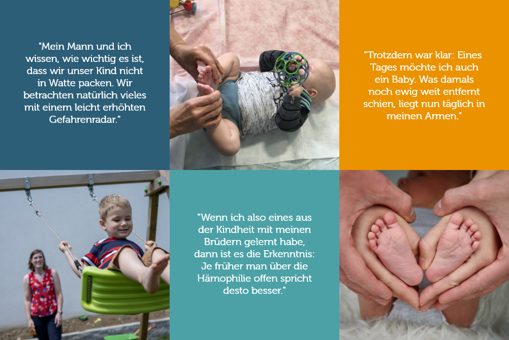 responsives Element: Impressionen Familie